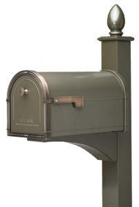 Architectural Mailboxes Coronado Deluxe Post