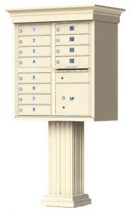 Florence 12 Door Classic CBU Mailbox