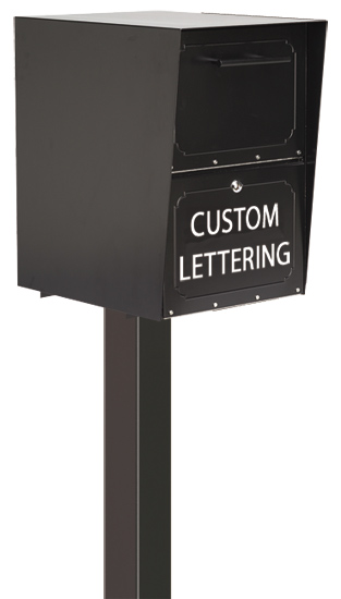 Commercial Drop Box Mailbo Features, Outdoor Drop Box For Packages