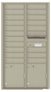 Florence 4C Mailboxes
