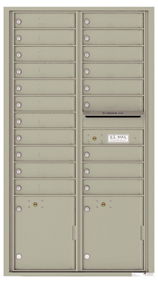 Four Primary Choices for Apartment Mailboxes