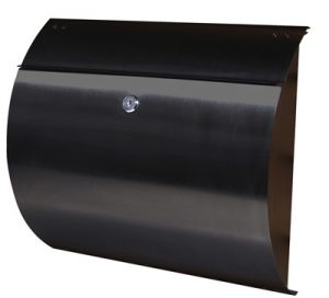 Helix Spira Locking Wall Mount Mailboxes