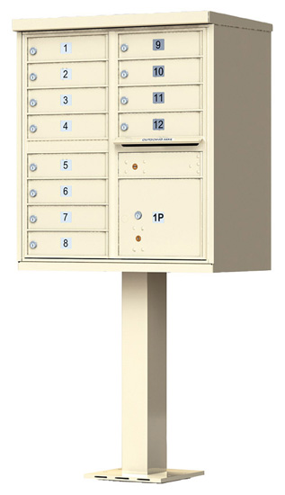 CBU Mailboxes – How Do Cluster Box Mailboxes Work?